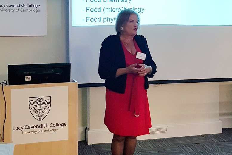History of food science food culture and a touch of feminism