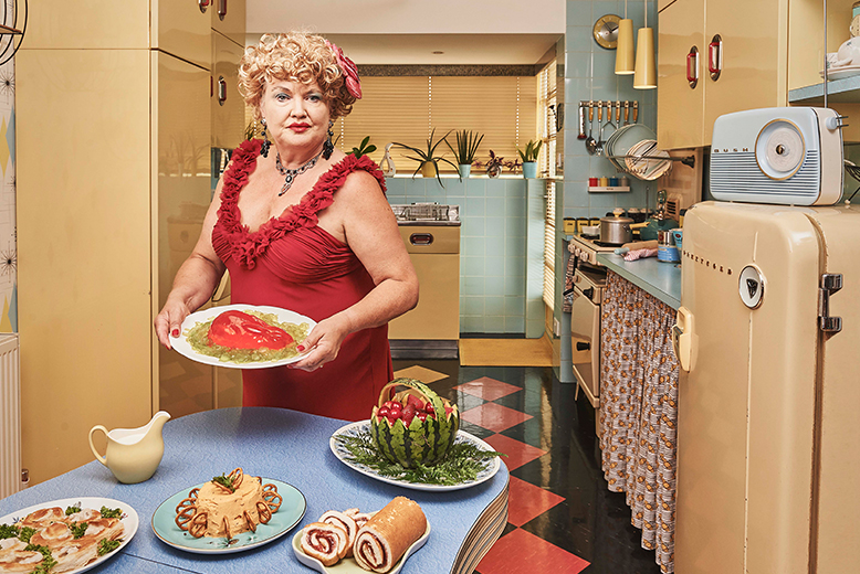 fanny cradock celebrity cook talks and events