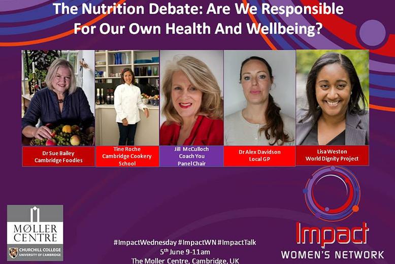 impact womens network the nutrition debate